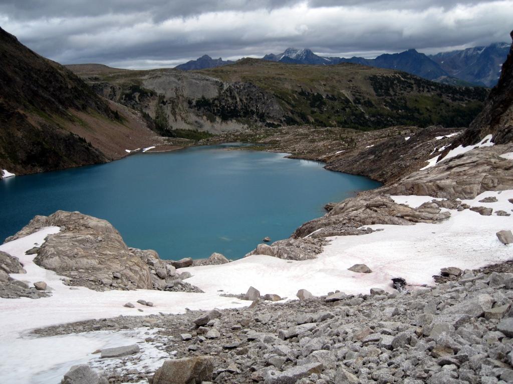 Cobalt Lake, Bugaboo Provincial Park