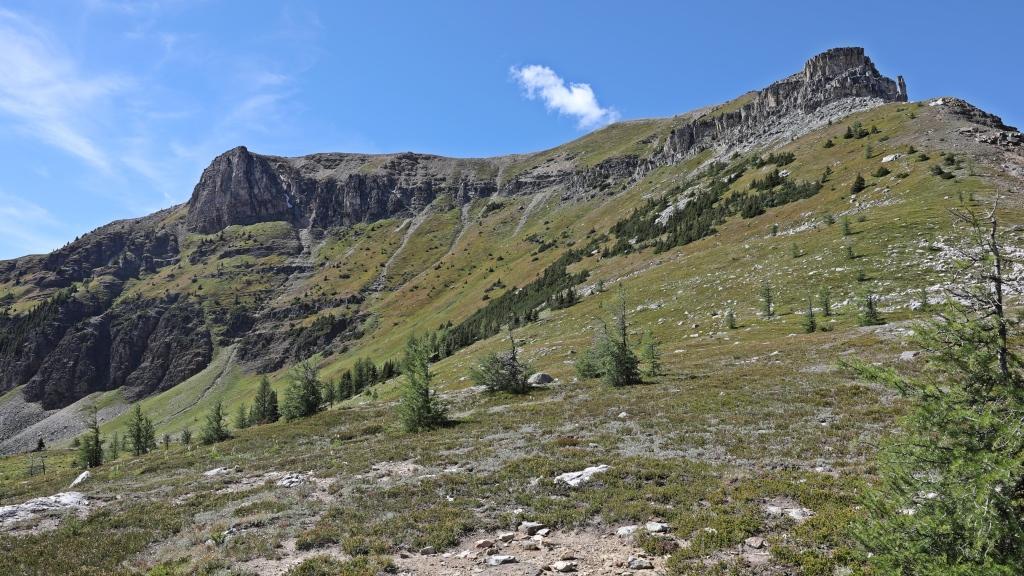 Citadel Peak, Mount Assiniboine Provincial Park