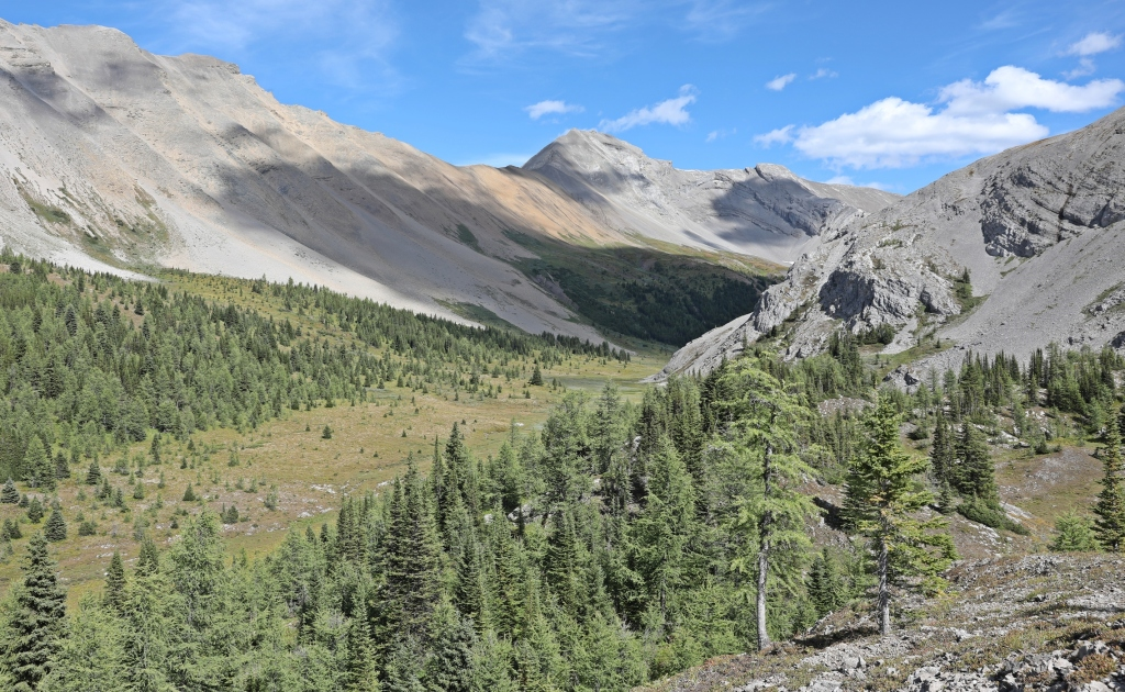 Og Pass, Mount Assiniboine Provincial Park