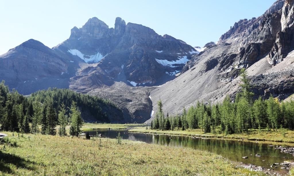 Gog Lake, Mount Assiniboine Provincial Park