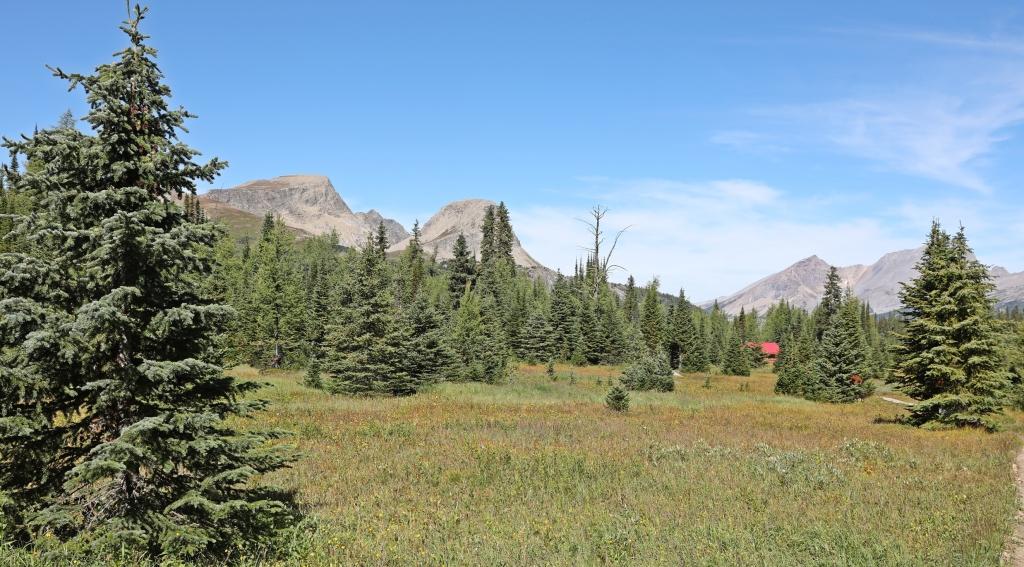Naiset Huts, Mount Assiniboine Provincial Park
