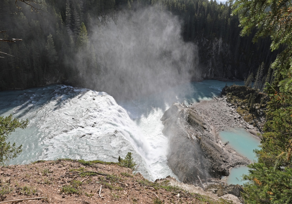 Wapta Falls, Yoho National Park