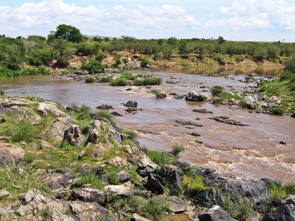 Mara River, Masai Mara National Reserve