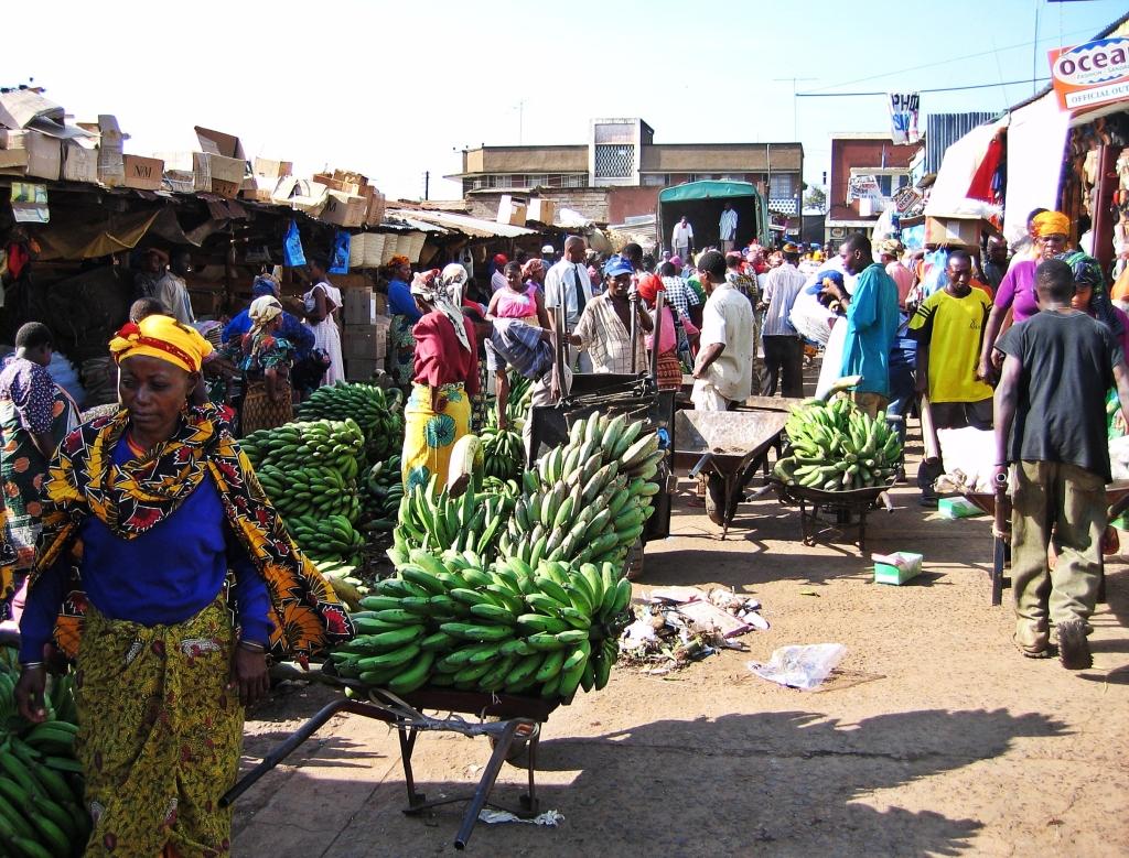 Market, Moshi