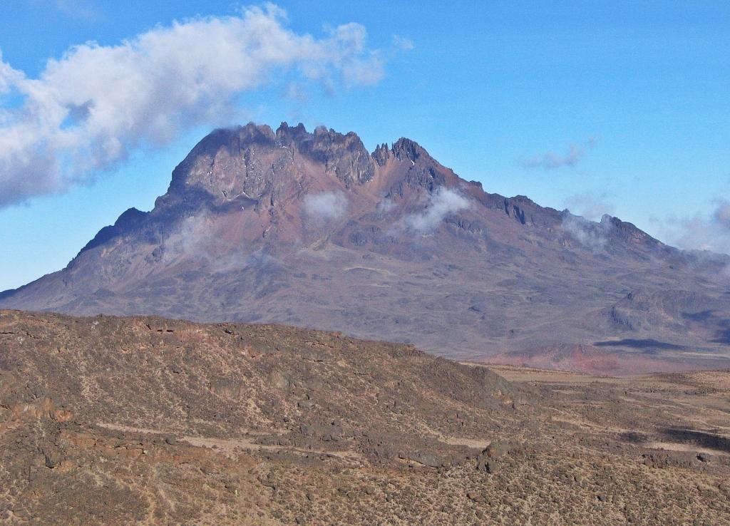 Mawenzi Peak, Mount Kilimanjaro
