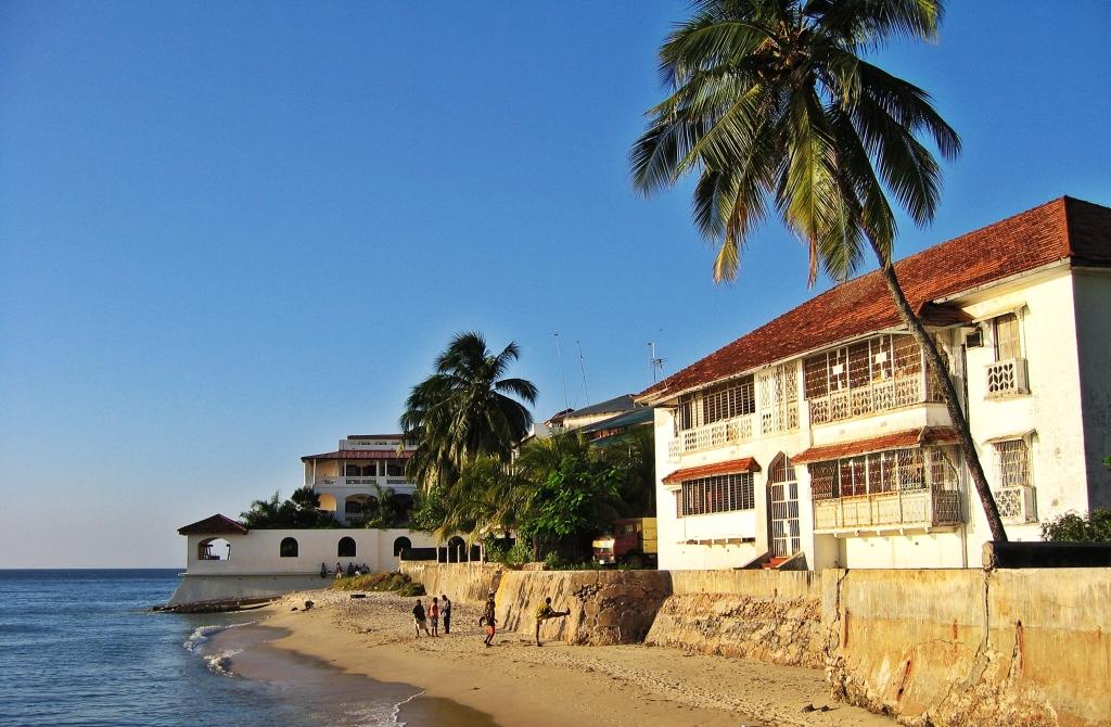 Beach, Zanzibar Town