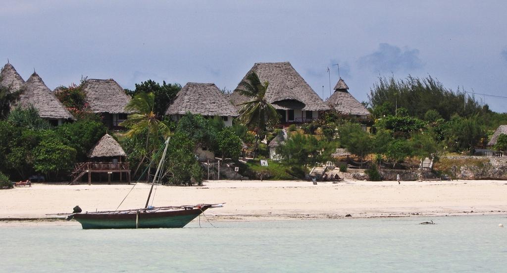 Beach resort, Zanzibar Island