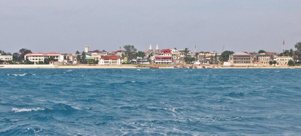 Zanzibar Town waterfront