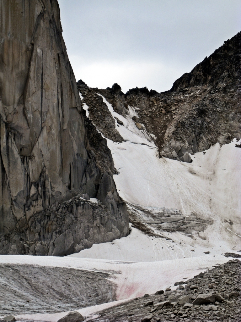 Bugaboo-Snowpatch Col, Bugaboos
