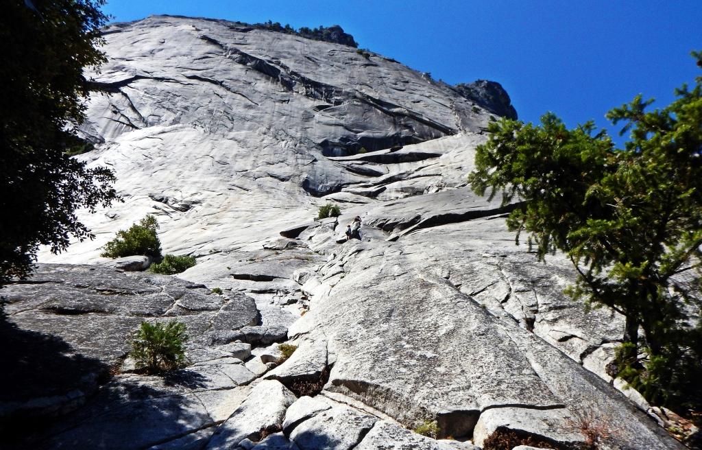 The Grack, Glacier Point Apron, Yosemite