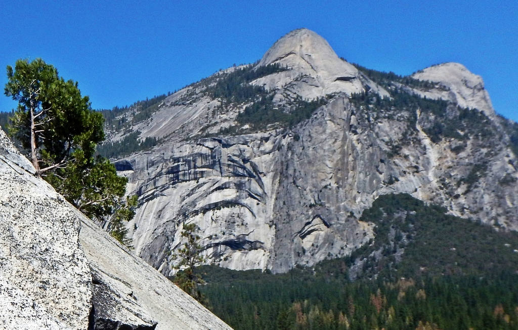Royal Arches, North Dome, Yosemite