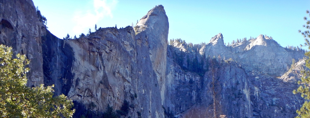 Bridal Veil Falls, Yosemite Valley