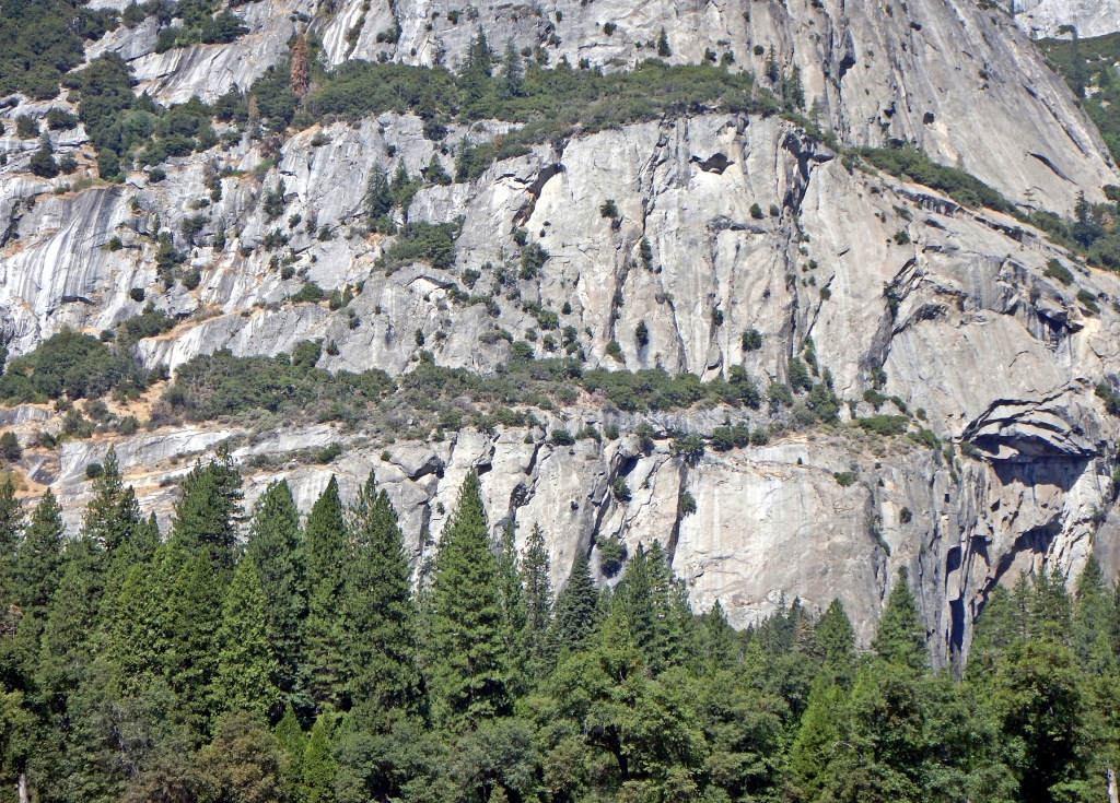 Five Open Books, Yosemite