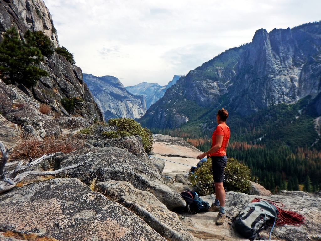 Top of Ranger Rock, Yosemite