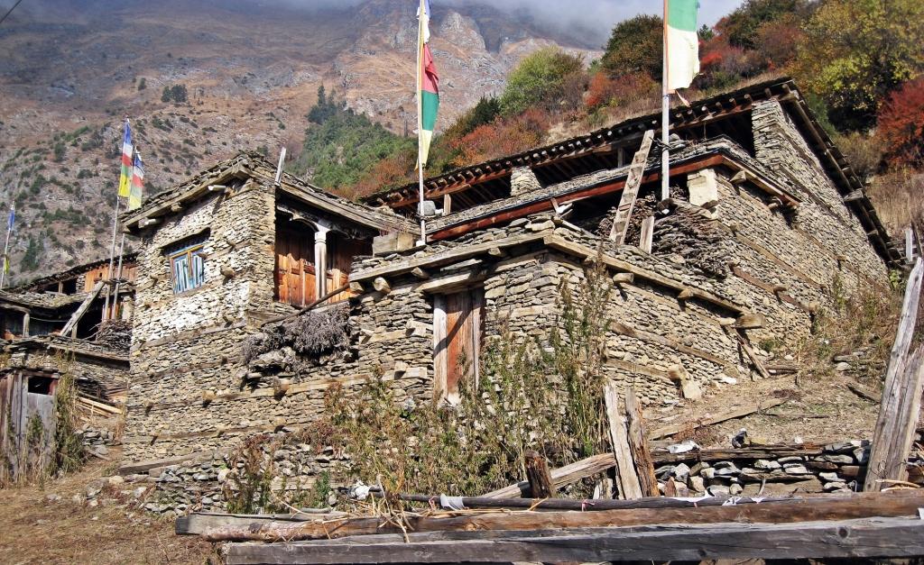 Upper Pisang, Annapurna Circuit Trek