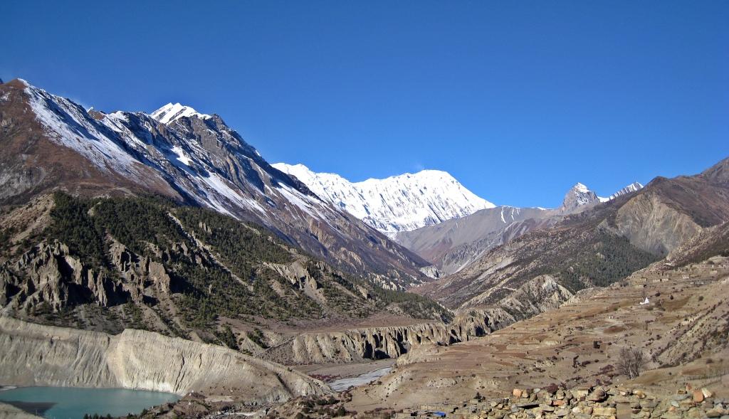 Annapurna Range, Manang, Annapurna Circuit Trek