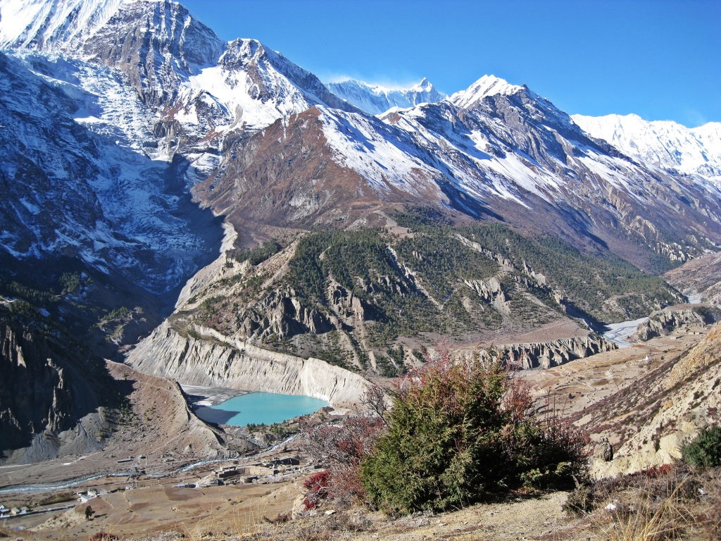 Annapurna Range, Manang