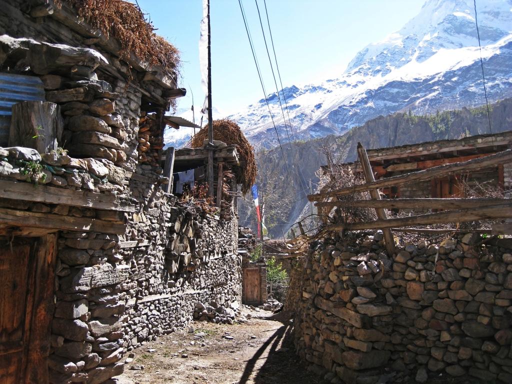 Manang, Annapurna Circuit Trek