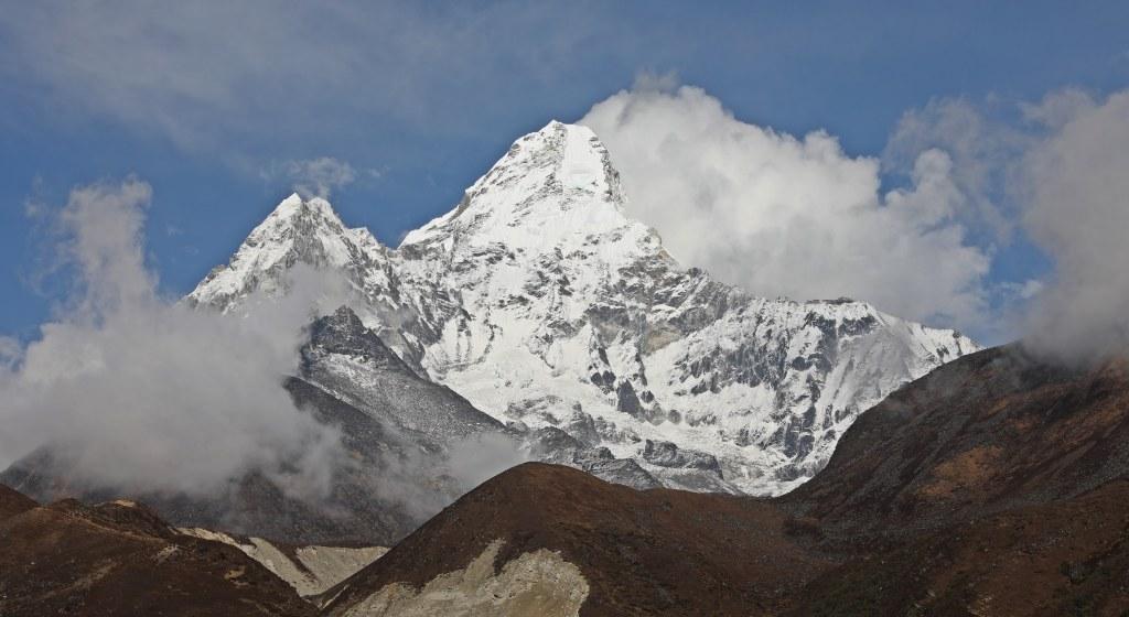 Ama Dablam,Everest Base Camp Trek