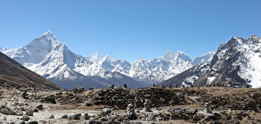 Climbers' Memorial, Everest Base Camp Trek