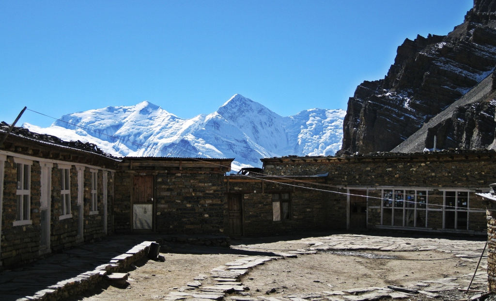 High Camp, Annapurna Circuit Trek