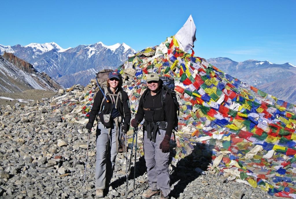 Thorong La, Annapurna Circuit Trek