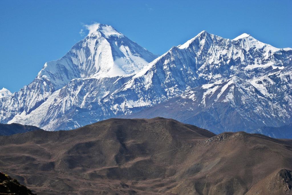 Dhaulagiri, Annapurna Circuit Trek
