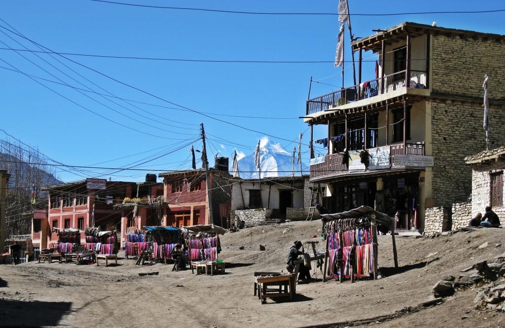 Muktinath, Annapurna Circuit Trek
