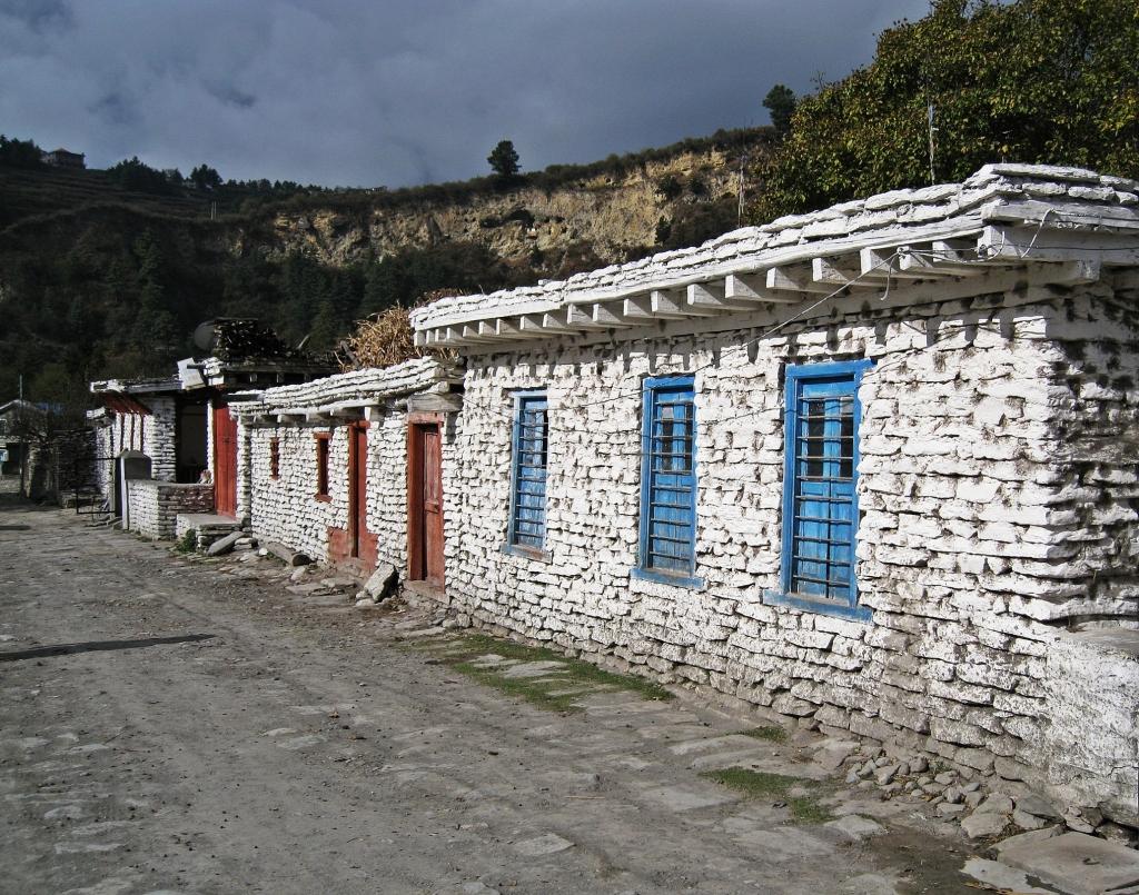 Tukuche, Annapurna Circuit Trek