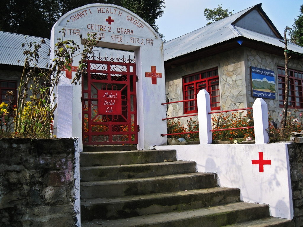 Ghara Medical Centre, Annapurna Circuit Trek