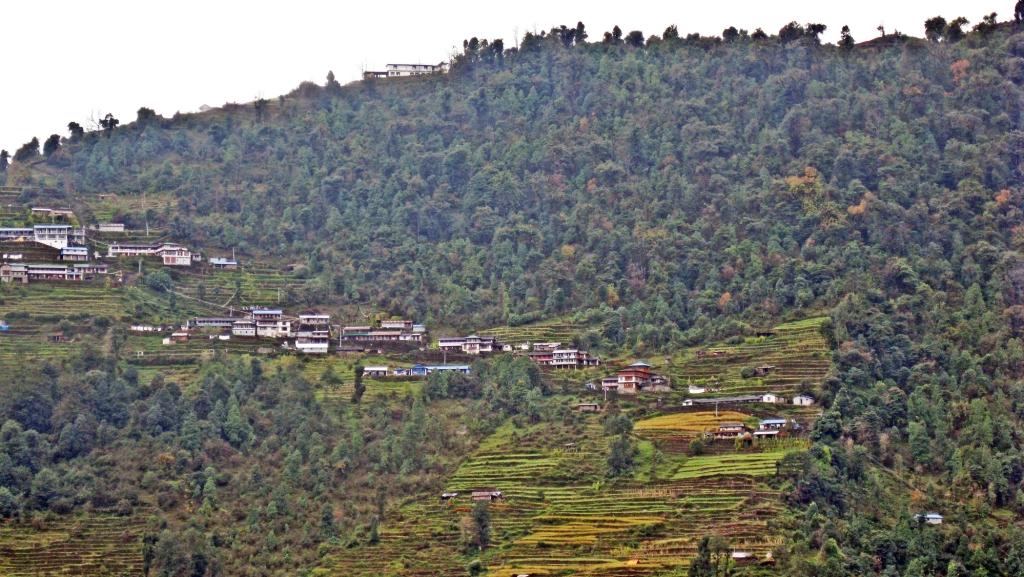 Chhomrong, Annapurna Sanctuary Trek