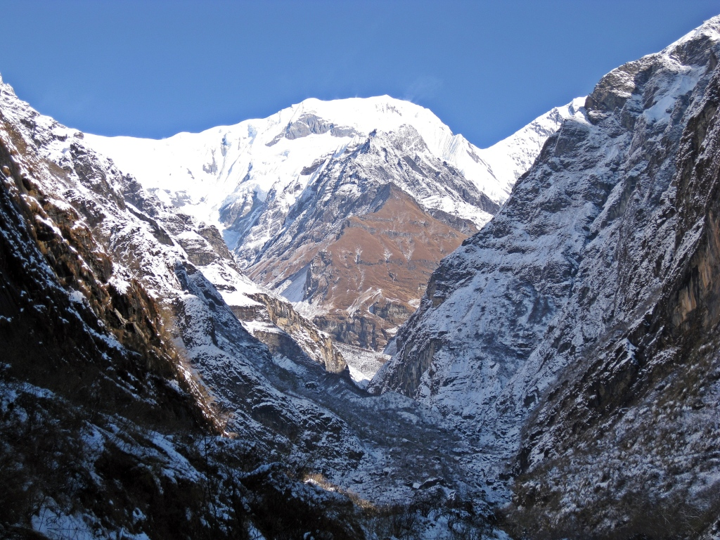 Gateway to Annapurna Sanctuary