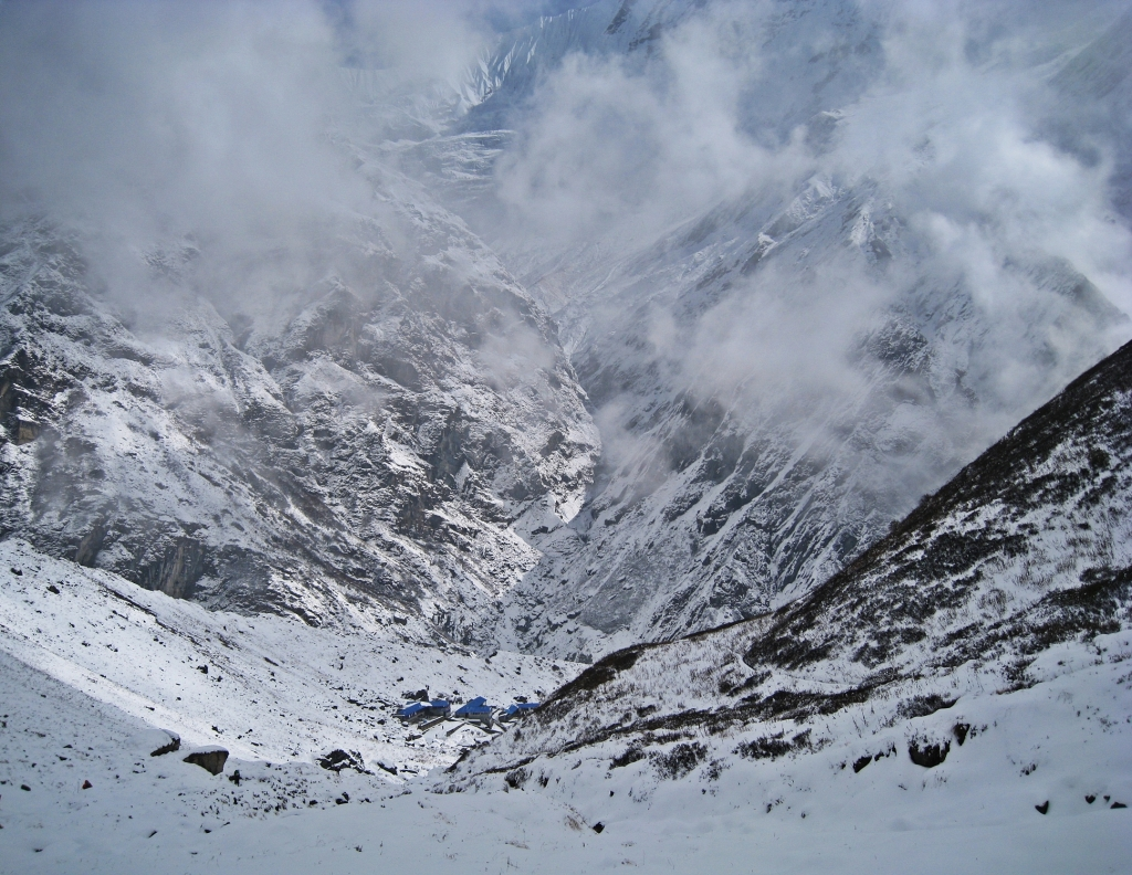 Machhapuchhare Base Camp