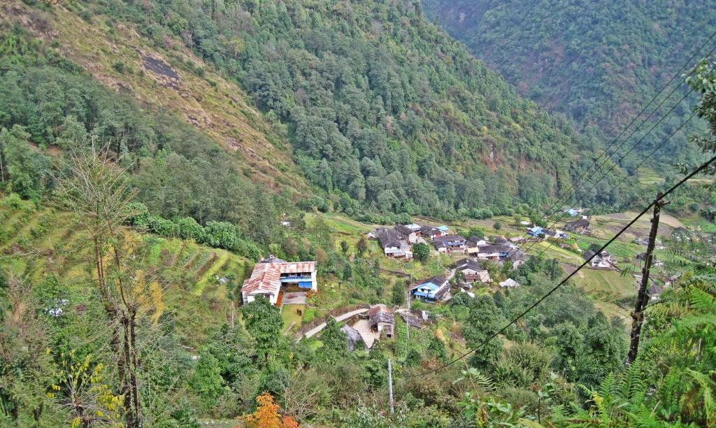 Sinuwa, Annapurna Basecamp Trek