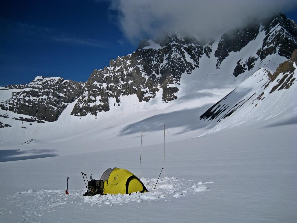 Haig Glacier, French-Robertson Traverse