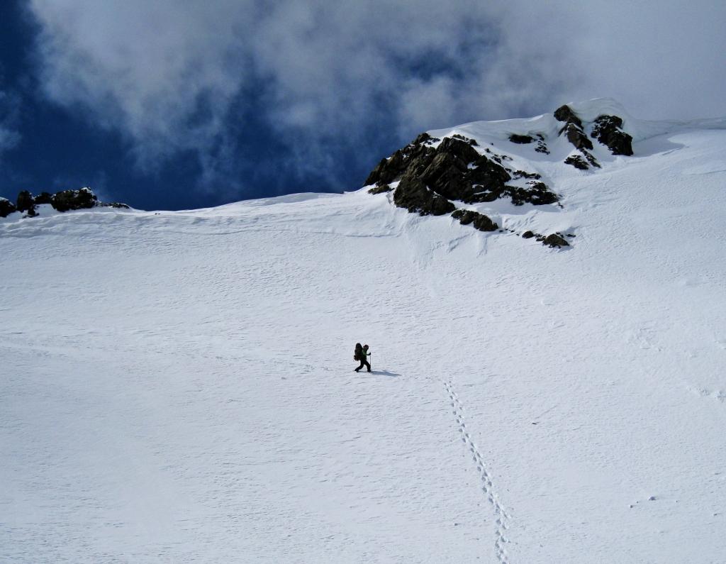 Robertson Glacier, French-Robertson Traverse