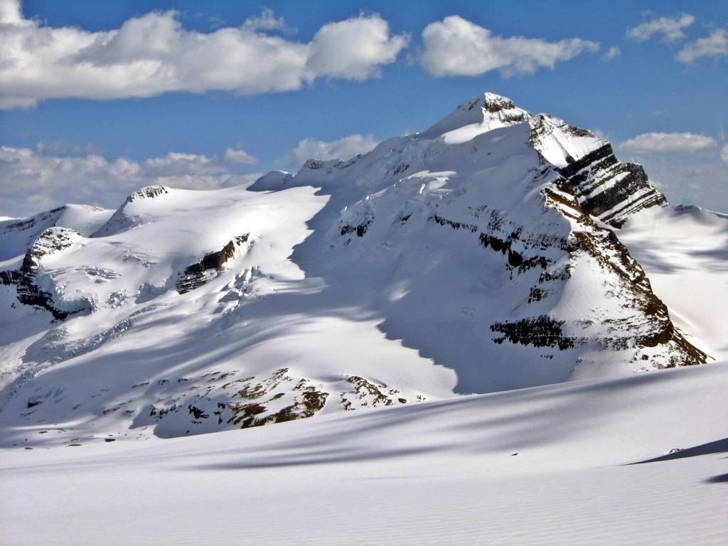 Mt. Balfour, Vulture Glacier