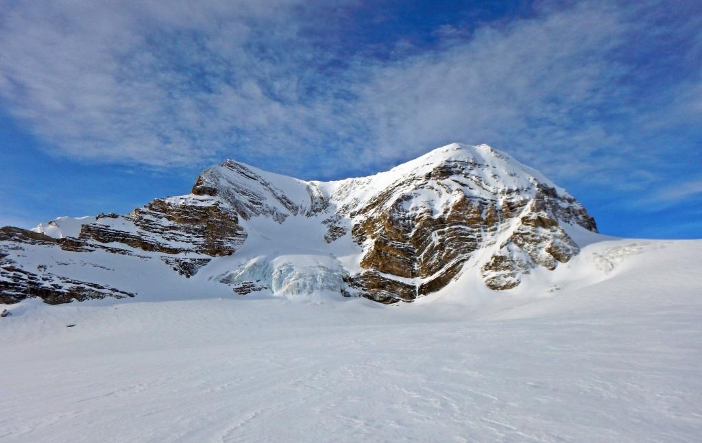 Mt. Olive and Vulture Glacier