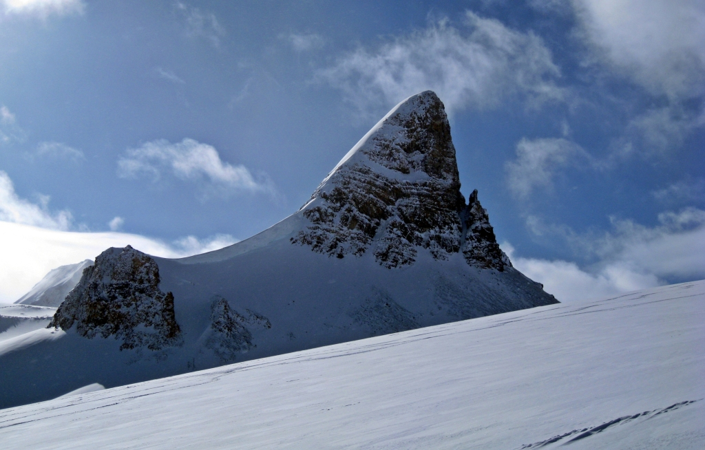 St. Nicholas and Bow Glacier