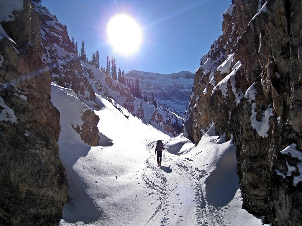 Bow Canyon