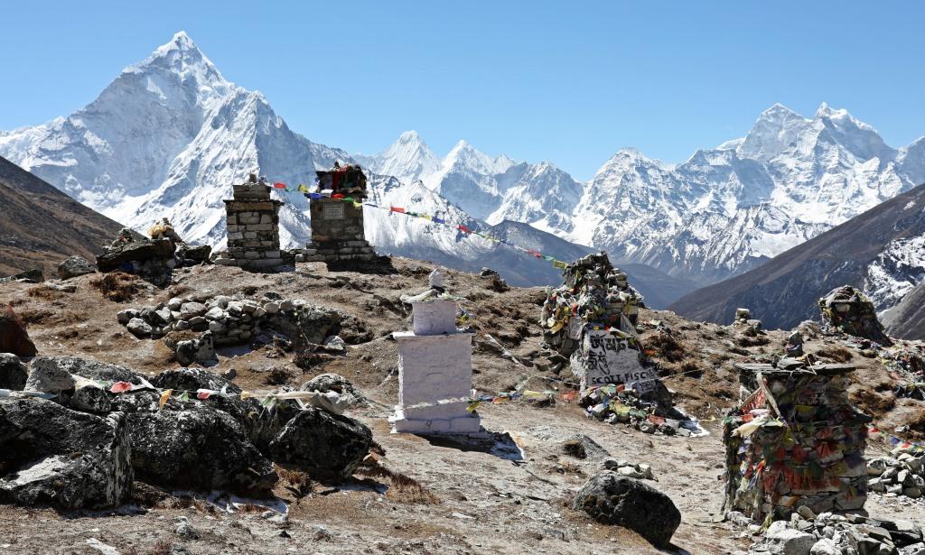 Climbers' Memorial, Everest