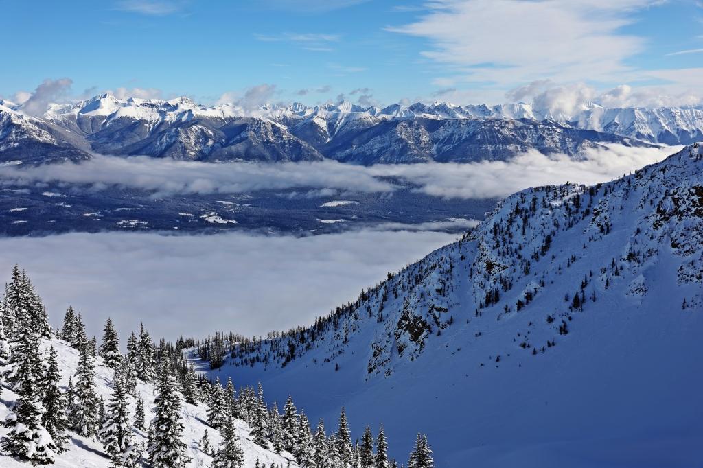 Bowl Over, Kicking Horse Mountain Resort