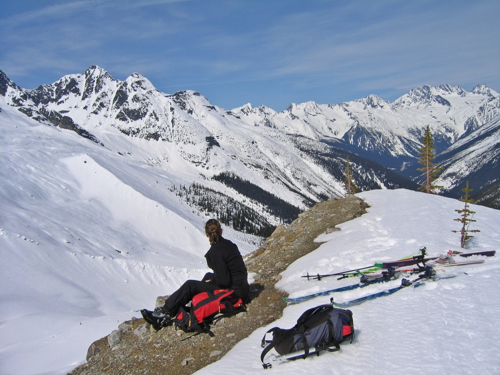 Illecillewaet Glacier , Rogers Pass, BC