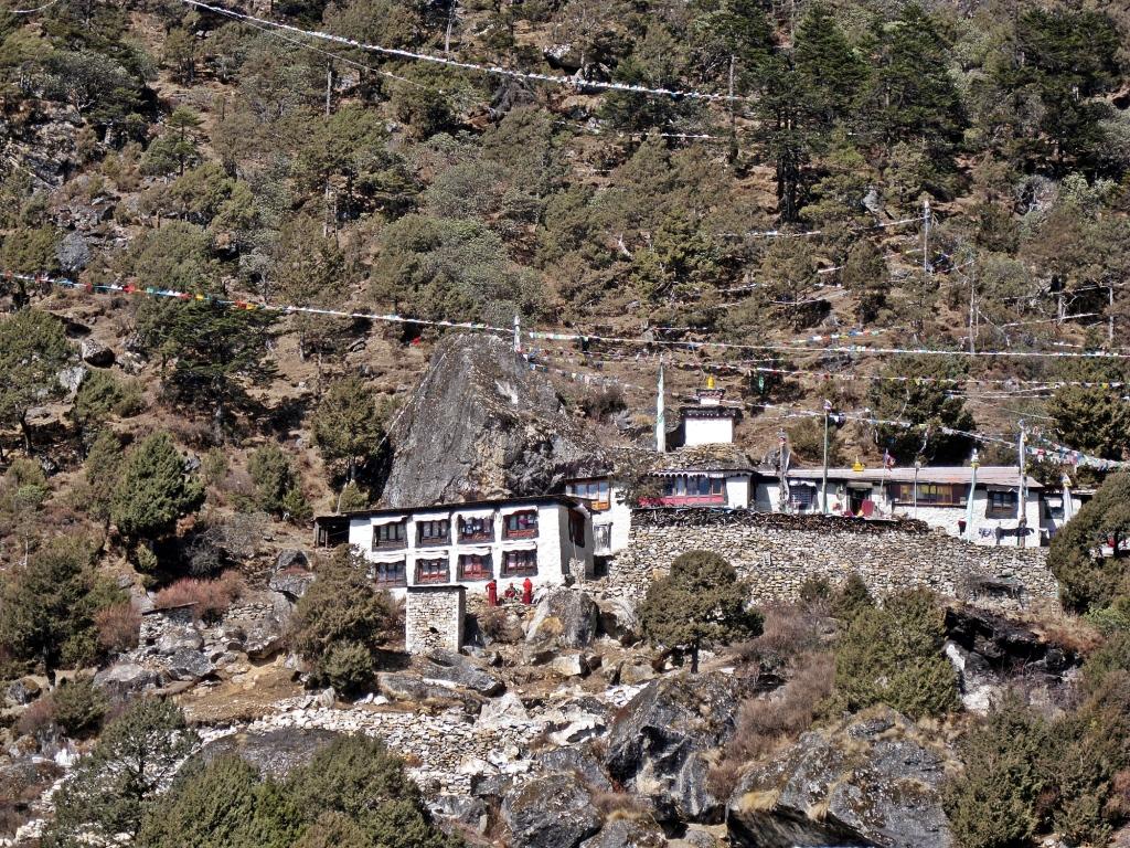 Khumjung Gompa, Everest region