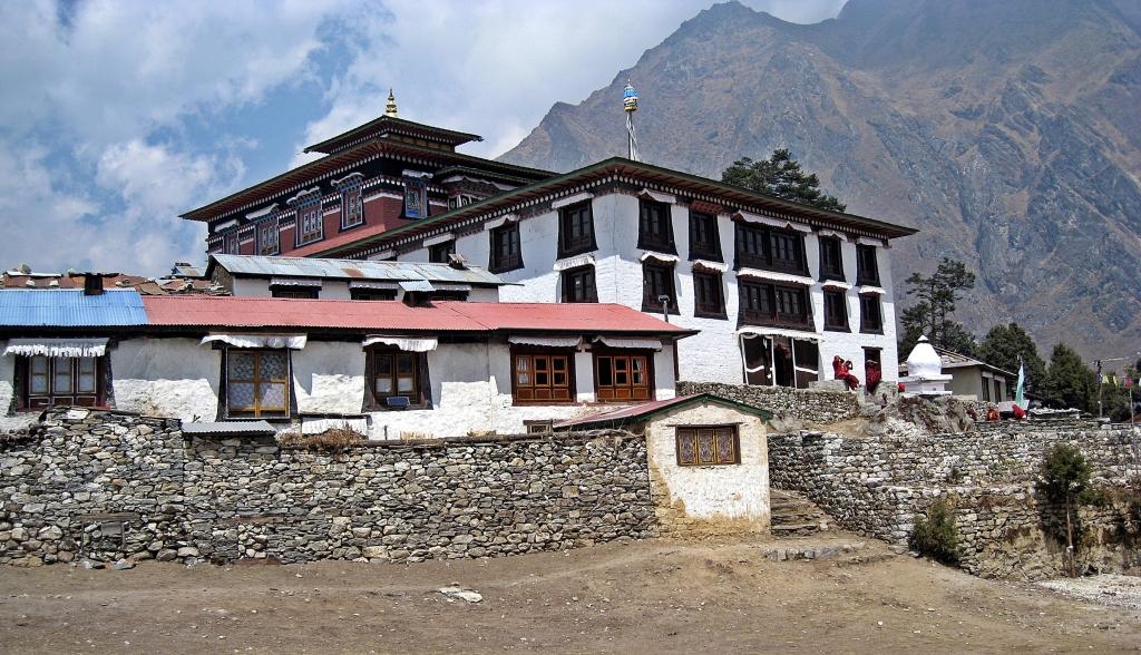 Tengboche Gompa, Everest region