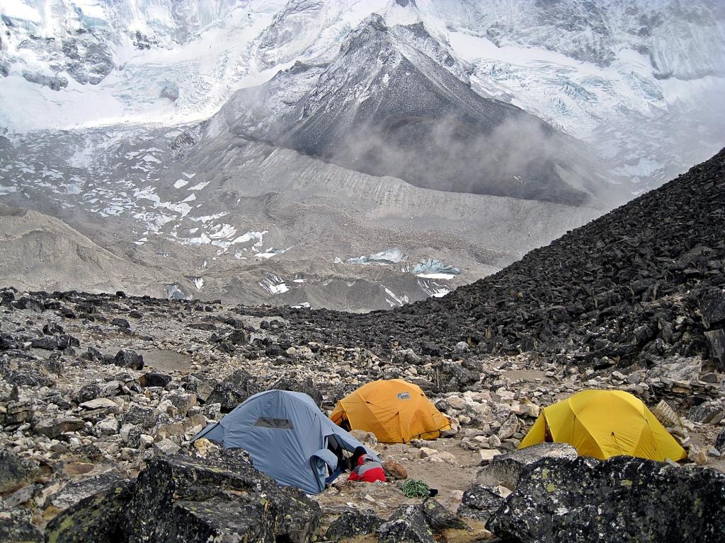 High Camp, Island Peak