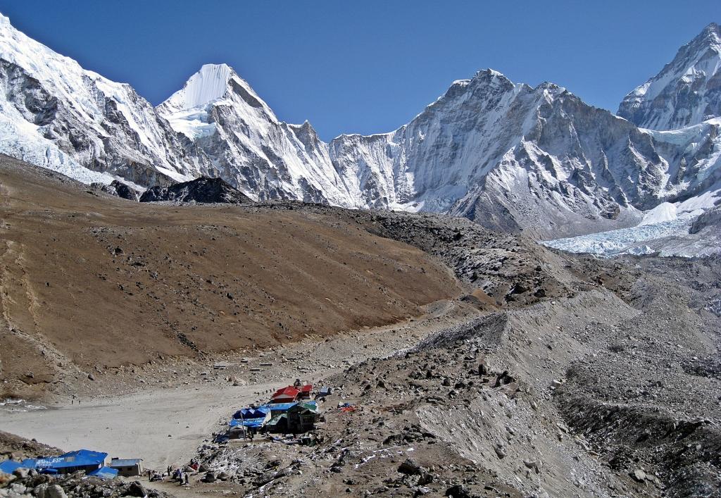 Gorak Shep, Everest region