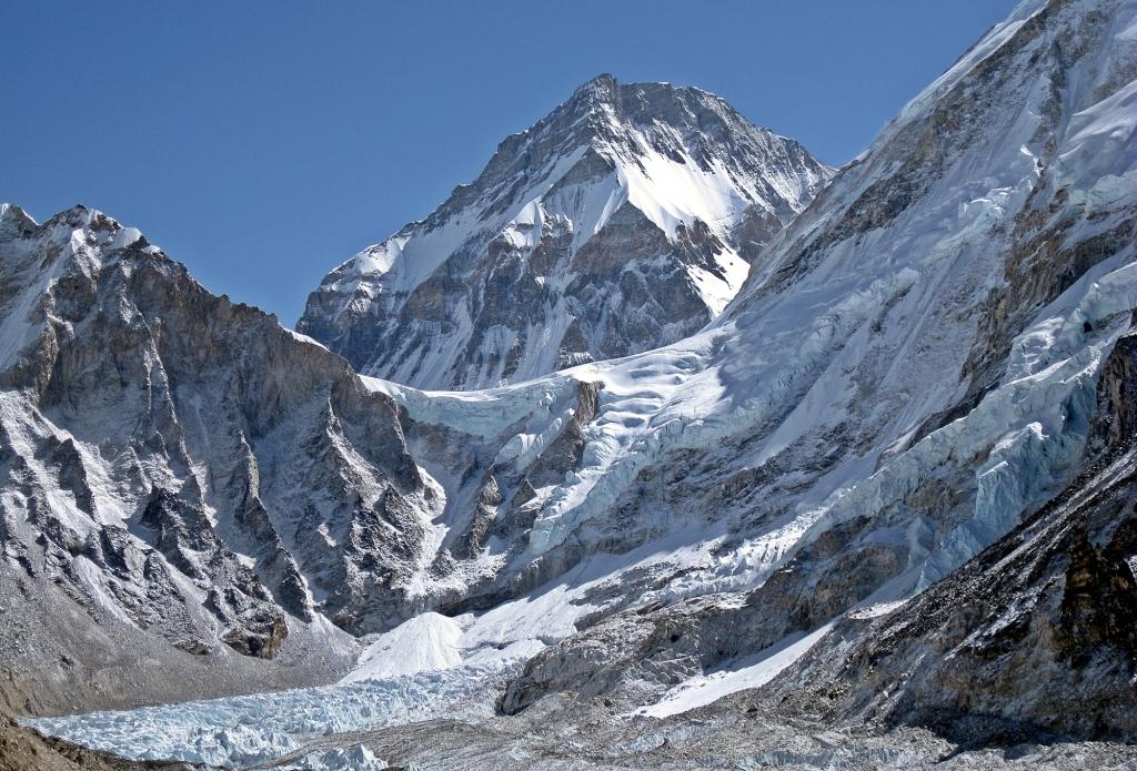 Khumbu Icefall, Everest