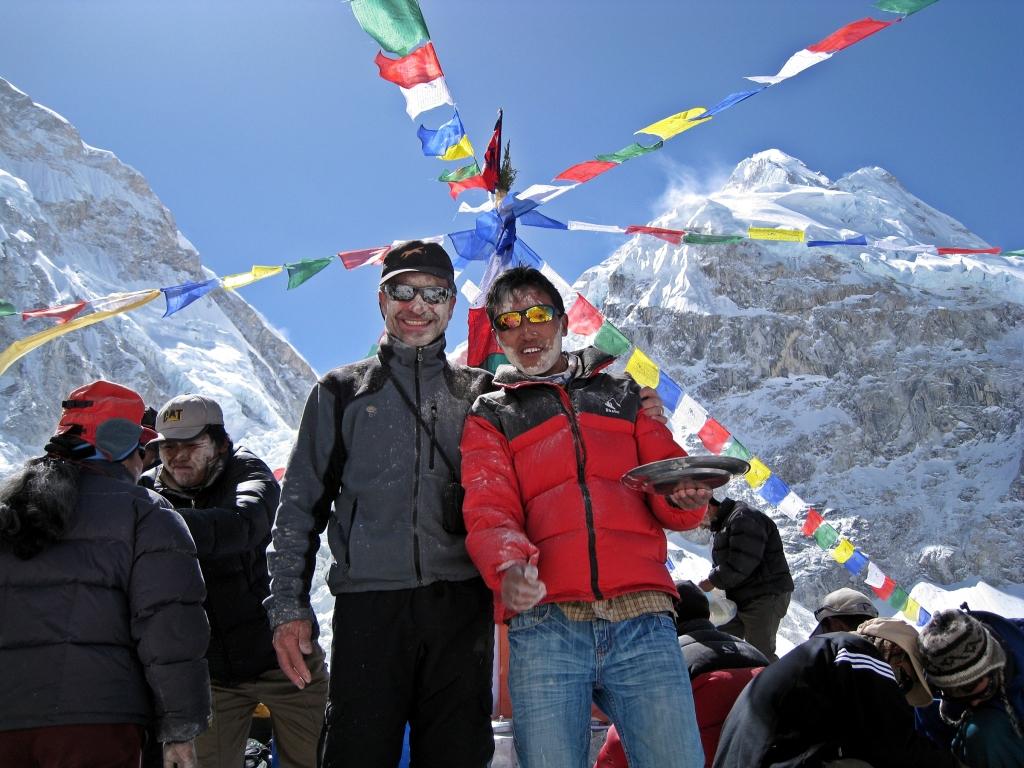 Puja, Everest Basecamp