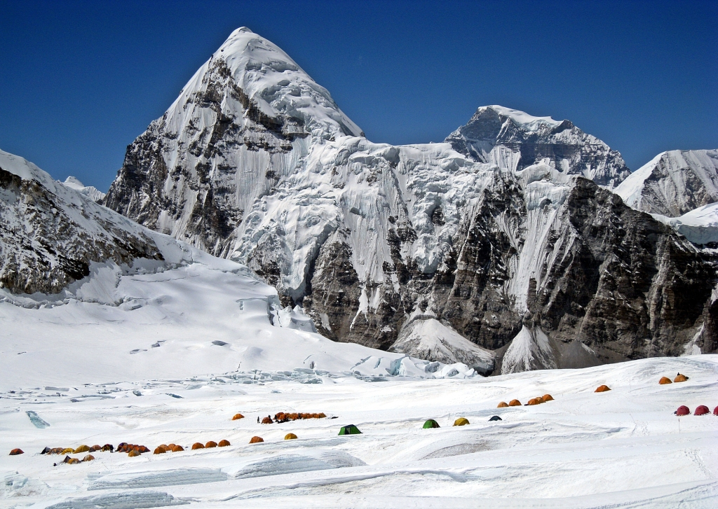 Camp I, Everest